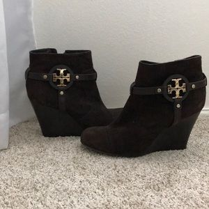 Tory Burch booties